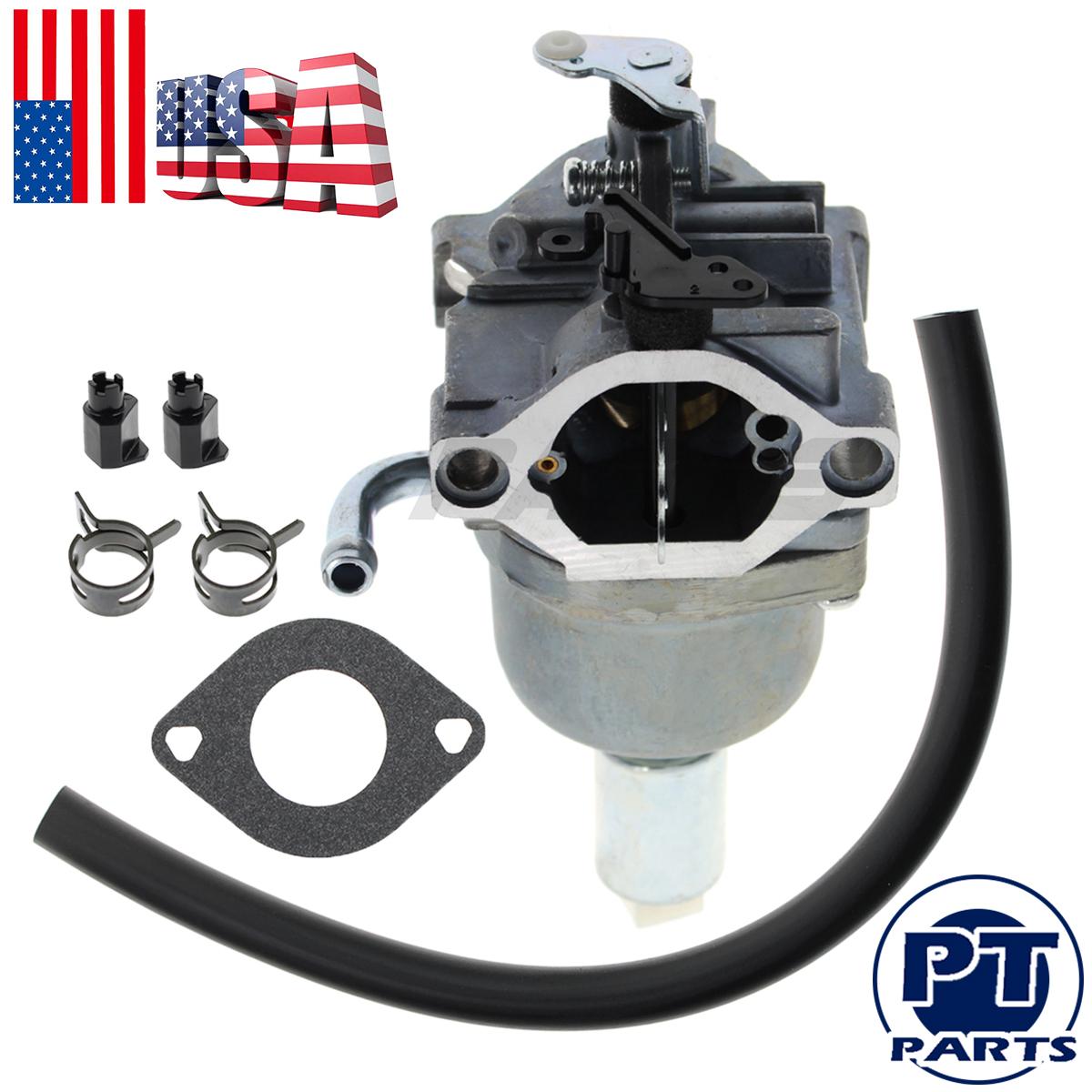 Carburetor fit Briggs and Stratton 31B707-0005-E1 31B707-0026-E1 31B707-0101-E1